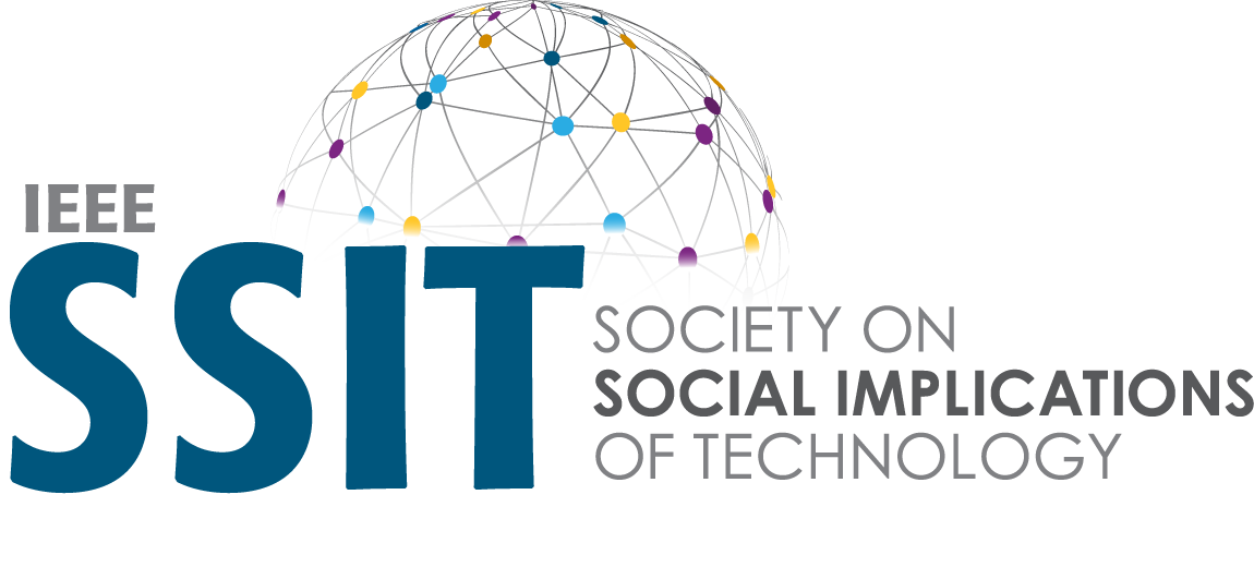Logo of IEEE Society of Social Implications of Technology